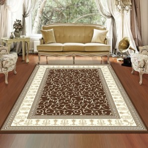Ziegler Brown Charisma Rug by Saray Rugs
