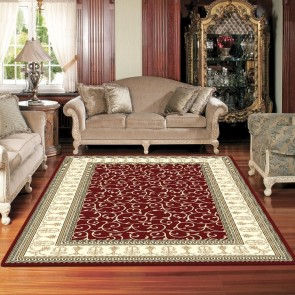 Ziegler Cherry Charisma Rug by Saray Rugs