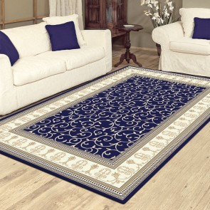 Ziegler Dk Blue Charisma Rug by Saray Rugs