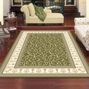 Ziegler Green Charisma Rug by Saray Rugs