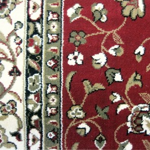 Opulence Cherry Charisma Rug by Saray Rugs