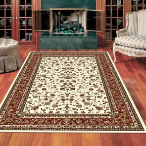Opulence Cream Charisma Rug by Saray Rugs