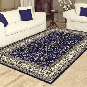 Opulence Dk Blue Charisma Rug by Saray Rugs