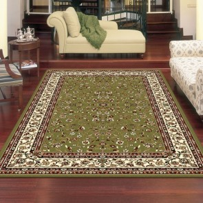 Opulence Green Charisma Rug by Saray Rugs