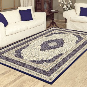 Flair Dk Blue Charisma Rug by Saray Rugs