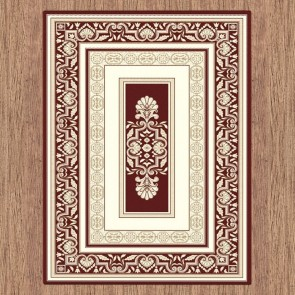 Novelty Cherry Charisma Rug by Saray Rugs