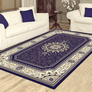 Retreat Dk Blue Charisma Rug by Saray Rugs