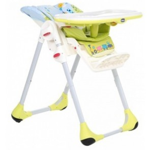 Chicco High Chair Polly Double Phase - Baby World