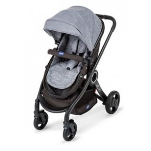 Chicco Urban Stroller with Adaptor
