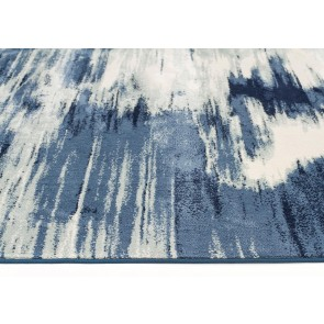 Chelsea 6822 Blue Runner By Rug Culture