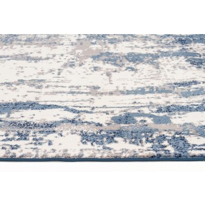 Chelsea 6833 Blue Runner By Rug Culture