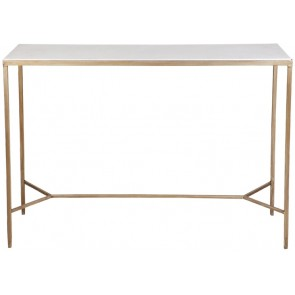 Chloe Console Table - Gold