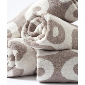 Linen and Moore Circle Towel