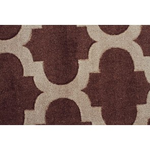 City 560 Brown By Rug Culture