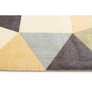 City 564 Rust By Rug Culture