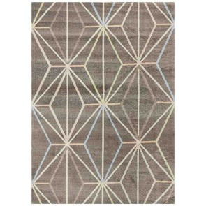 City 573 Taupe By Rug Culture