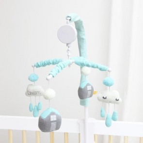 My City Musical Mobile by Lolli Living