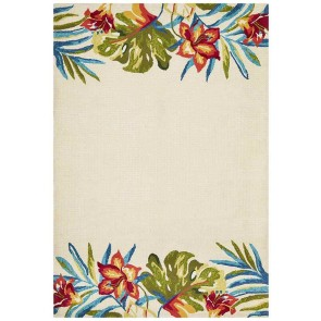 Copacabana 590 White By Rug Culture