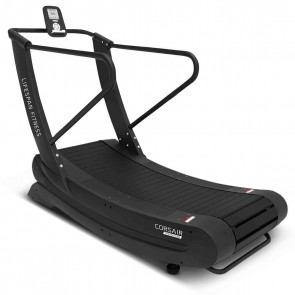 Lifespan Fitness Corsair FreeRun 100 Curved Treadmill