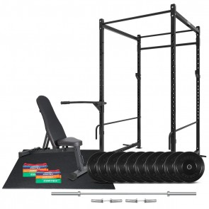 Cortex PR-3 Power Rack Home Gym Package