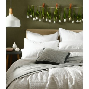 Cotton Waffle Pillowcover Set by MM Linen