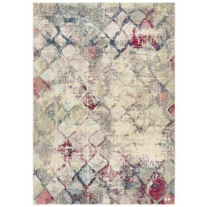 Crystal 1850 Pink By Rug Culture