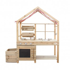 Lifespan Kids Outdoor Play Kitchen by Classic World