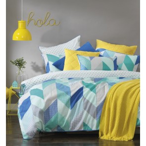 Bianca Dakota Quilt Cover Set