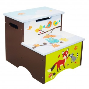 Teamson Enchanted Woodland Step Stool