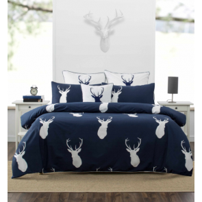 Bianca Deer Quilt Cover Set
