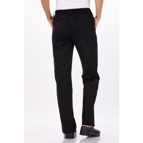 Professional Women's Black Series Chef Pants by Chef Works