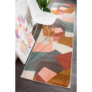 Dimensions 420 Blush Runner By Rug Culture