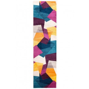 Dimensions 420 Multi Runner By Rug Culture