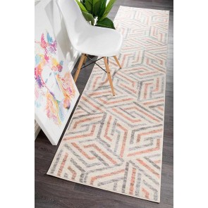 Dimensions 426 Pink Runner By Rug Culture