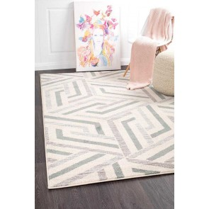 Dimensions 426 Teal By Rug Culture