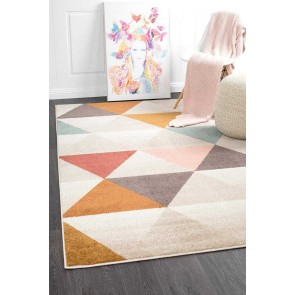 Dimensions 428 Blush By Rug Culture
