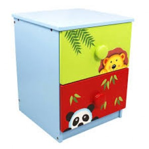 Teamson Sunny Safari 2 Drawer Cabinet
