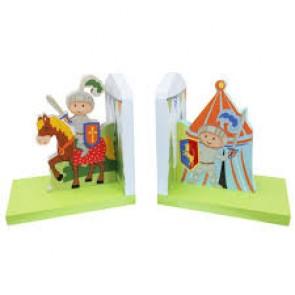 Teamson Knights& Dragon Bookends