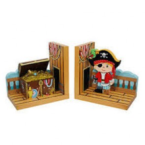 Teamson Pirate Island Bookend