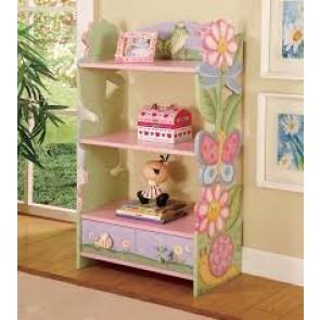 Teamson Magic Garden Bookcase