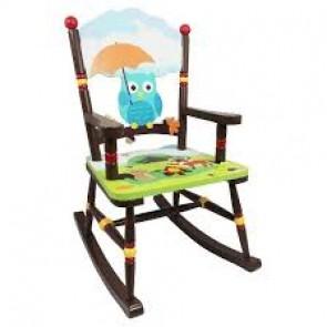 Teamson Woodlands Rocking Chair