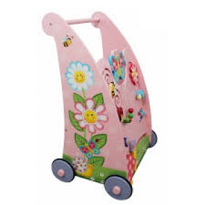 Teamson Magic Garden Baby Walker