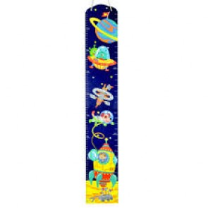 Teamson Outer Space Growth Chart