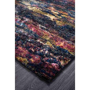 Dream Scape 851 Midnight Runner By Rug Culture