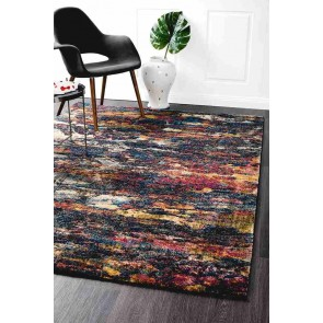 Dream Scape 851 Midnight By Rug Culture
