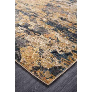 Dream Scape 860 Rust By Rug Culture