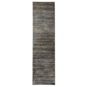Dream Scape 861 Slate Runner By Rug Culture