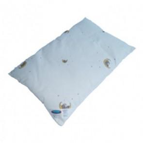 Babyhood Breathe Eze TM Flat Cot Pillow