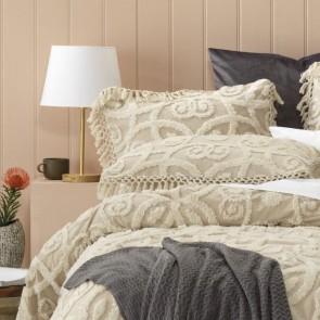 Bianca Sheba Taupe Bedspread Set