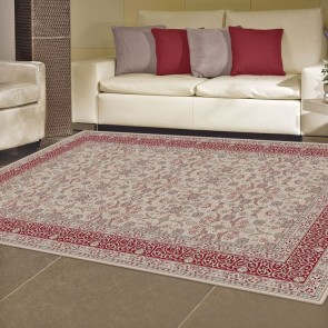 Bokhara Beige Dynasty Collection Rug by Saray Rugs
